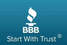 Have you seen our A+ Better Business Bureau Rating?