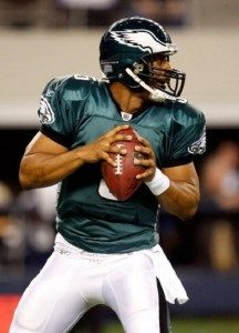 Ex-Quarterback Donovan McNabb Arrested for DUI